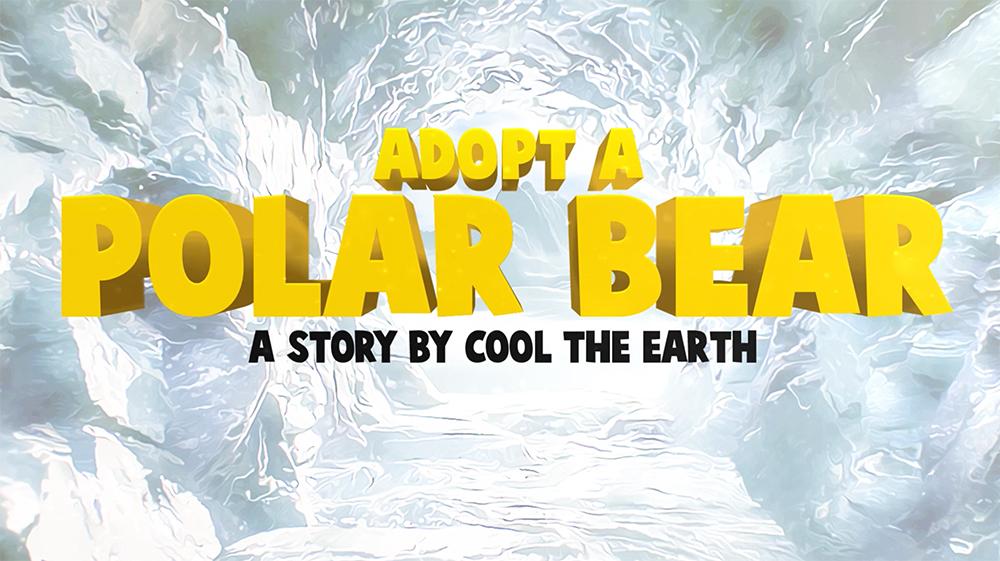 Adopt a Polar Bear Program for kids